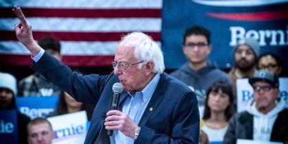 EEUU.- Los precandidatos demócratas debaten en Las Vegas de cara a las primarias de Nevada con Bloomberg presente