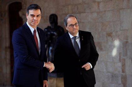 El Gobierno cede a Torra y celebrará la reunión el próximo 26 de febrero
