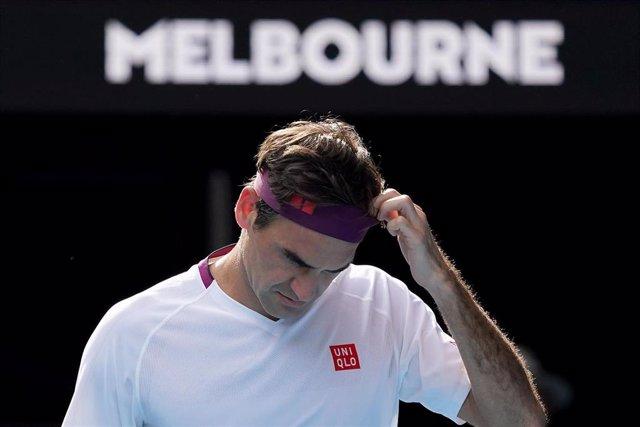 Roger Federer en Australia