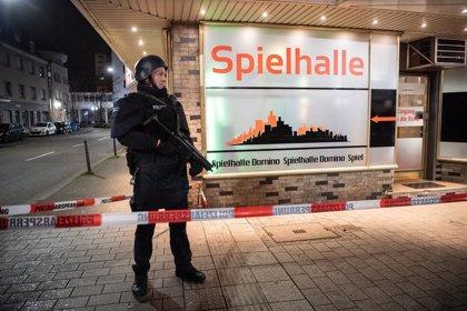 AMP4.- Alemania.- Diez personas muertas en un ataque terrorista con motivos xenófobos en la ciudad alemana de Hanau