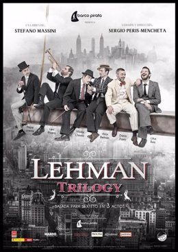 'Lehman Trilogy'