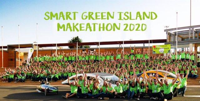 Congreso De Innovación SMART GREEN ISLAND MAKEATHON