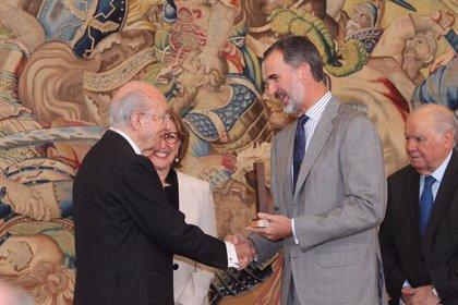 El Rey entregará el 'Premio Reino de España' a Plácido Arango a título póstumo