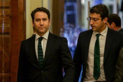 """El PP llama mentiroso a Marlaska por el 'caso Delcy' y urge a Sánchez a explicar si """"estaba al tanto"""" de la visita"""