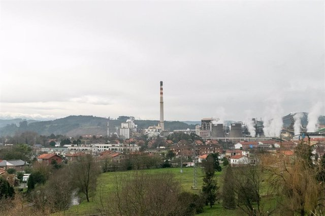 Vista de Solvay