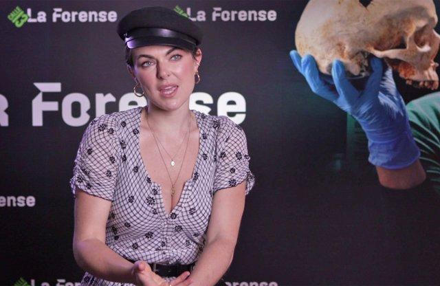 Entrevista con Serinda Swan, protagonista de La Forense