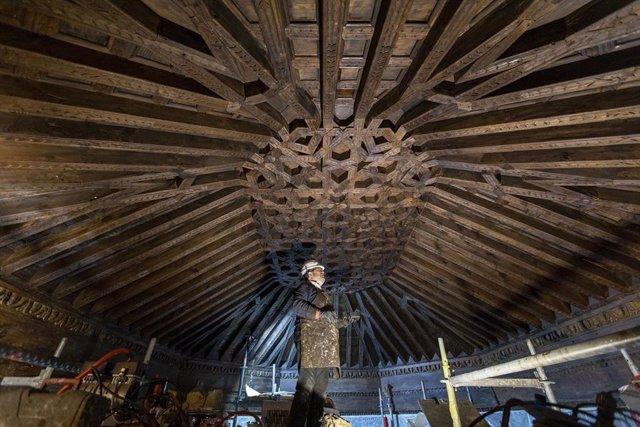La Comunidad de Madrid finaliza la restauración de la Iglesia de Santa María la Blanca de Canillejas de estilo mudéjar