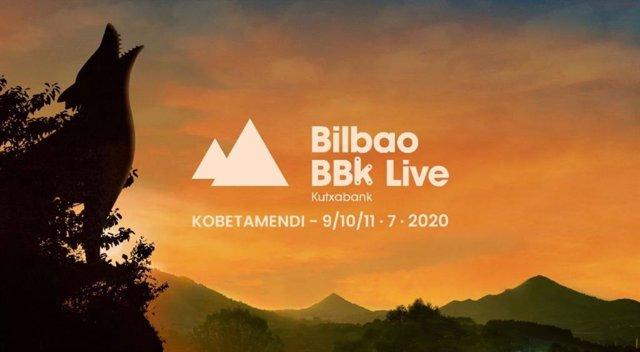 Cartel del Bilbao BBK Live 2020