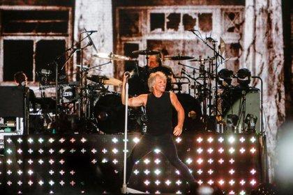 Escucha 'Limitless', primer single del nuevo álbum de Bon Jovi
