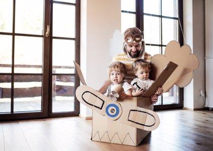 ¿Qué aprenden los niños cuando se divierten?