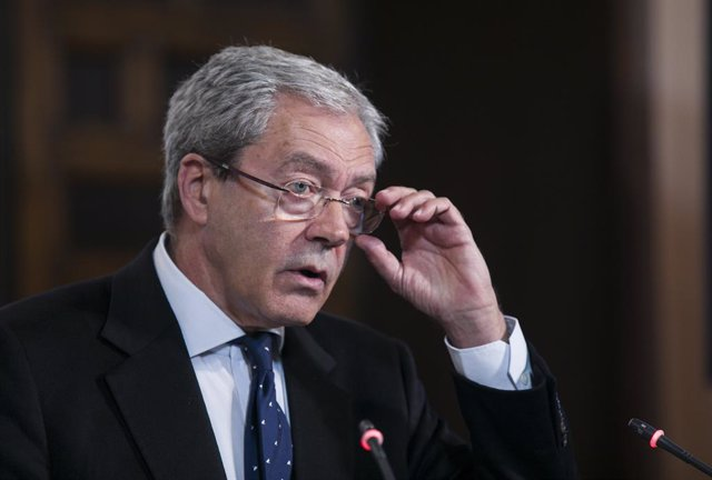 El consejero de Economía, Rogelio Velasco, en una imagen de archivo