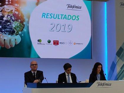 """Brasil.- (AMP) Telefónica mantiene """"múltiples conversaciones"""" sobre potenciales operaciones en Hispanoamérica"""