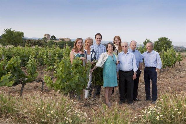 "Família Torres celebra arribar als 150 anys com a ""celler familiar de prestigi internacional""."