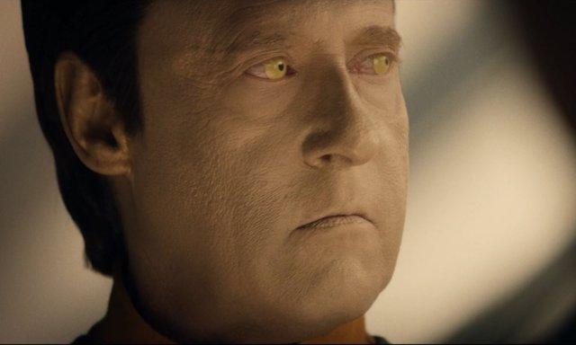 Data, uno de los personajes más icónicos de Star Trek