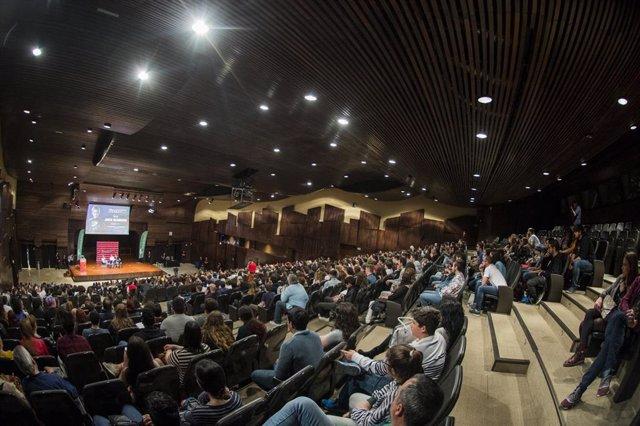 El Festival FreakCon celebrado en el Palacio de Ferias y Congresos de Málaga en una imagen de archivo