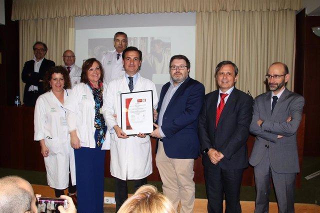 Reconocimiento nacional a la Unidad de Enfermedad Inflamatoria Intestinal del Macarena
