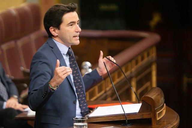 Pedro Casares, diputado nacional del PSOE por Cantabria