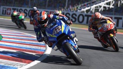 Portaltic.-El videojuego MotoGP 2020 se lanzará el próximo 23 de abril