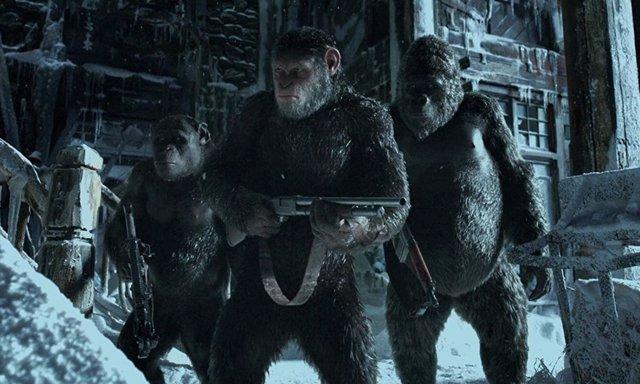 La nueva película de El planeta de los simios continuará el legado de César