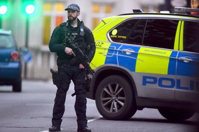Un policia a Londres