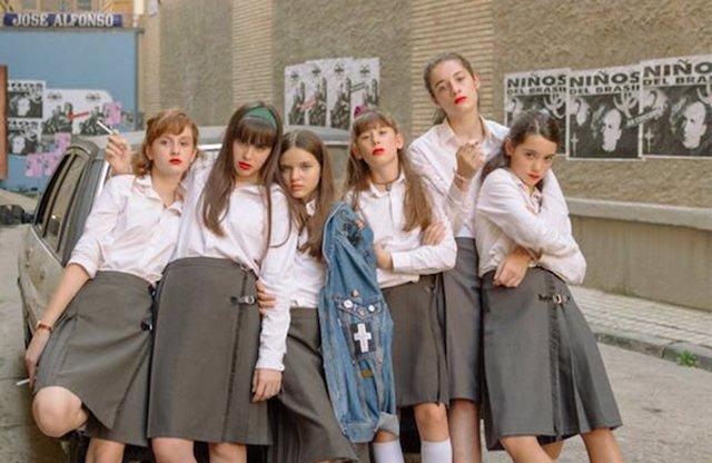 Las niñas, película de Pilar Palomero