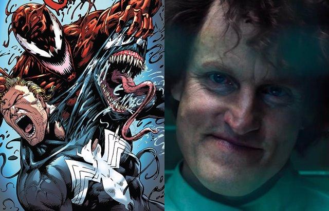 Woody Harrelson será Matanza (Carnage) en Venom 2