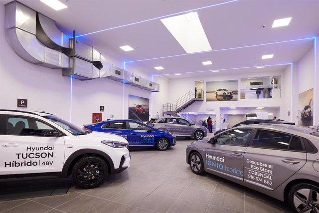 ECO Store de Hyundai en Madrid