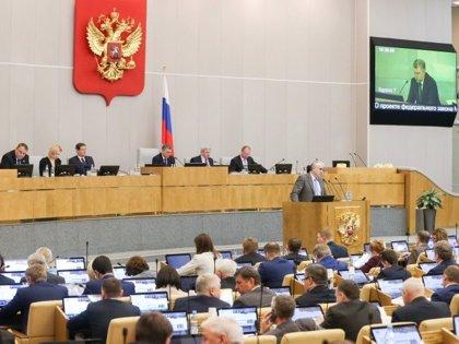 El Parlamento de Rusia aprueba conceder un 'cheques bebé' de hasta 600.000 rublos para hacer frente a la baja natalidad