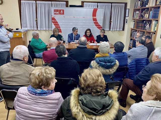 Jornada de los 'Jueves de progreso' del PSOE