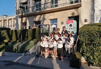 Un total de 20 niñas participarán en un programa de la embajada de EE.UU. para empoderar a las mujeres en la tecnología
