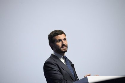 """Venezuela.- Casado avisa que el PP no cesará ante la """"trama"""" de Ábalos"""" y exigirá """"responsabilidades más allá de la política"""""""