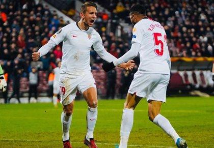 En-Nesyri rescata un empate en Cluj