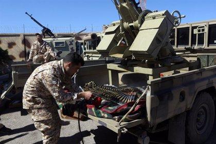 Libia.- Las partes enfrentadas en Libia reinician los contactos en Ginebra entre sus delegaciones militares