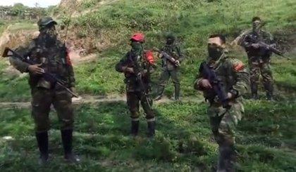 Colombia.- El EPL anuncia el fin del paro armado en el noreste de Colombia para resolver su conflicto armado con el ELN
