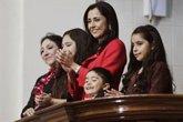 Foto: Perú.- La Fiscalía de Perú incluye a Nadine Heredia como investigada en la trama corrupta del 'Club de la Construcción'