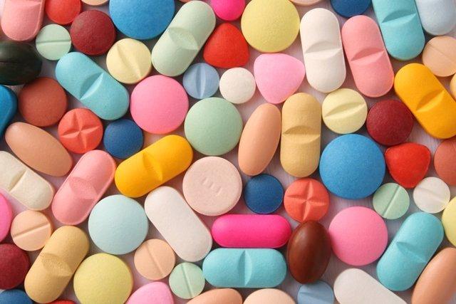 Pastillas, fármacos.