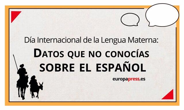 Día Internacional de la Lengua Materna: datos que no conocías sobre el español