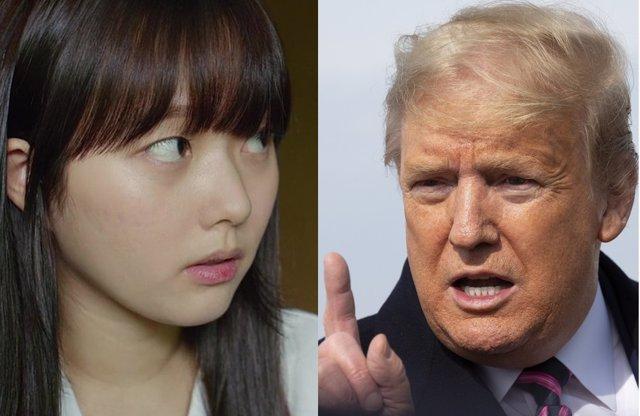 Donald Trump contra Parásitos