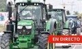 Manifestaciones de agricultores | Directo: Decenas de tractores y centenares de agricultores llegan a Murcia