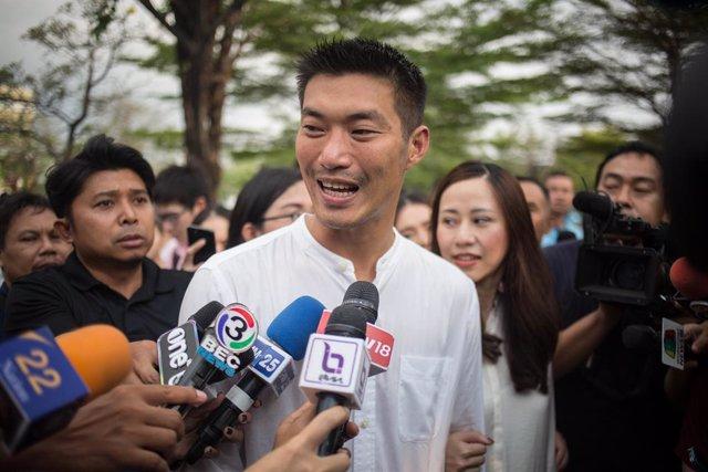 Thanathorn Juangroongruangkit, líder del partit opositor tailandès Futur Endavant