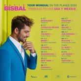 Foto: David Bisbal anuncia las primeras fechas de la gira 'En tus planes' en Estados Unidos y México