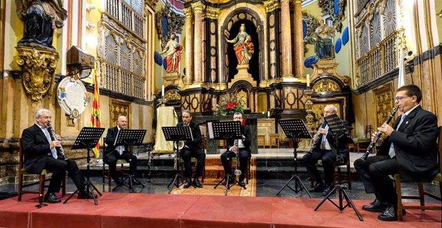 Ndp. Abierto El Plazo Para Solicitar Los Conciertos Del Grupo Instrumental De La Dpz