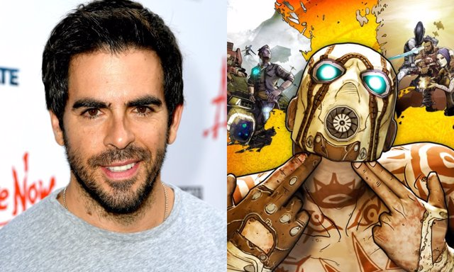 Elith Roth al cargo de la adaptación cinematográfica de Borderlands