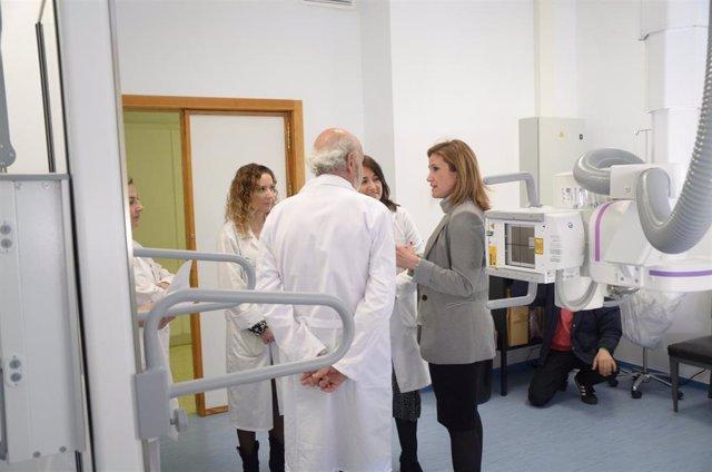 Nueva sala digital del Hopsital Neurotraumatológico