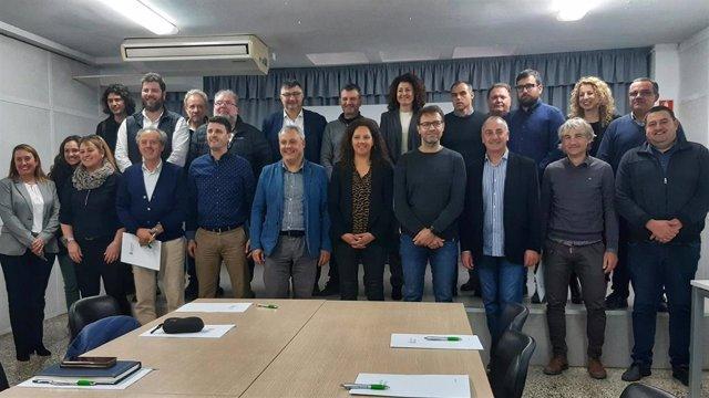 Reunión entre el Consell de Mallorca y los pueblos del Pla, Llevant y Migjorn.