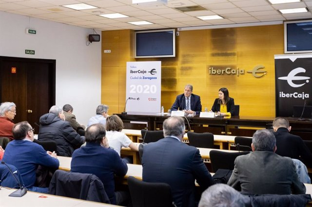 Presentación del Trofeo Ciudad de Zaragoza