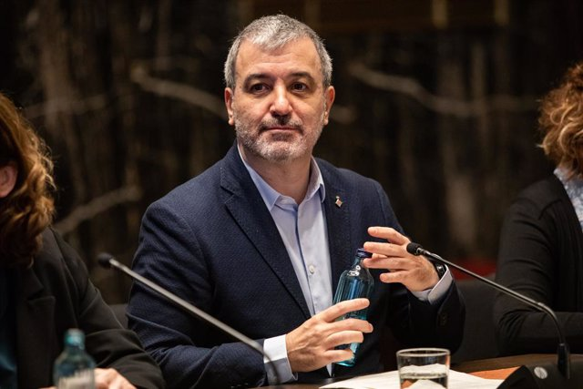El primer tinent d'alcalde de Barcelona, Jaume Collboni (Catalunya / Espanya), 14 de febrero del 2020.
