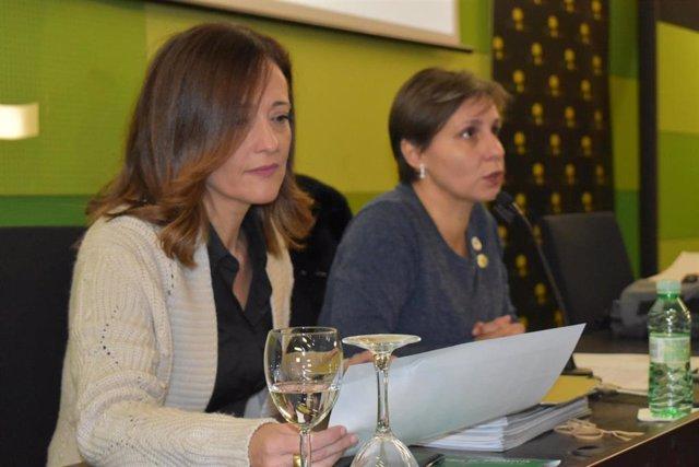 Maribel Lozano, delegada del Gobierno de la Junta de Andalucía en Jaén