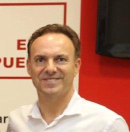 El secretario general del PSOE de El Puerto de Santa María, David de la Encina