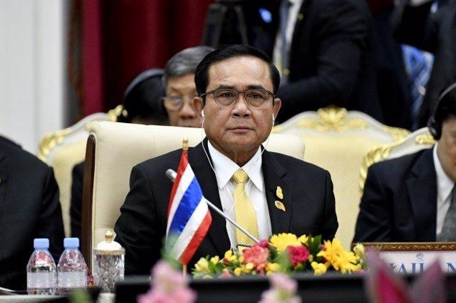 El nuevo primer ministro de Tailandia, Prayuth Chan Ocha